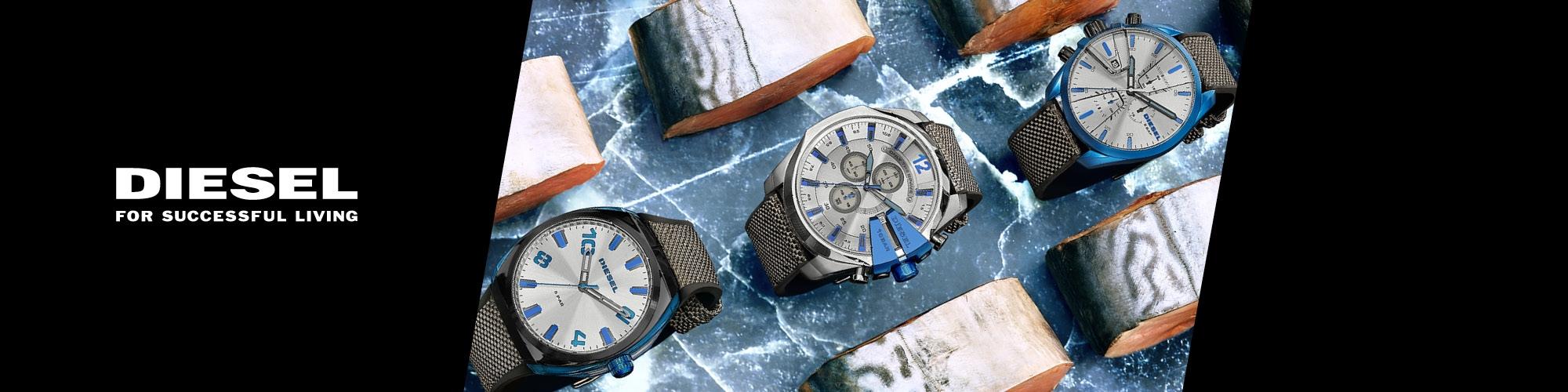 Uhren mit Silikonband