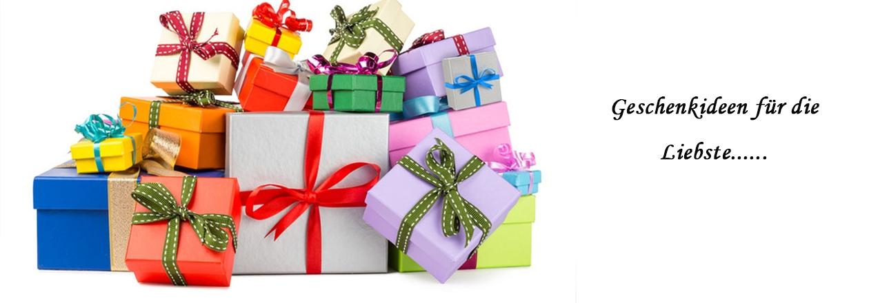 Geschenke für die Liebste