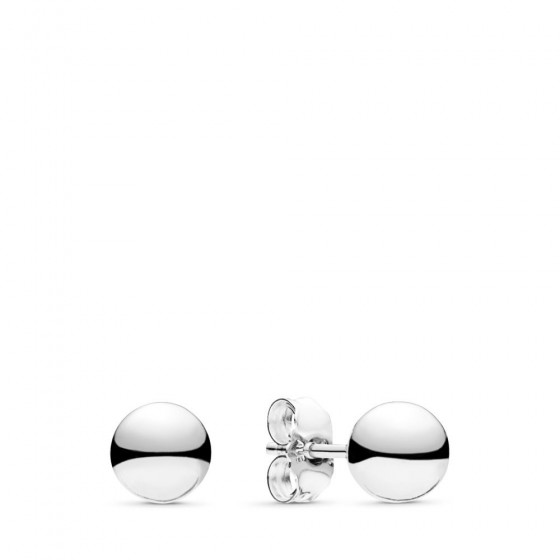 Pandora 297568 Ohrstecker Ohrringe Classic Beads Sterling-Silber