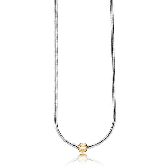 Pandora Shine 368004 Kette Moments Gold Silver