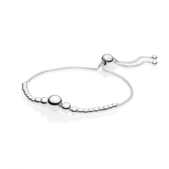 Pandora 597749 Armband Damen String of Beads Sterling-Silber