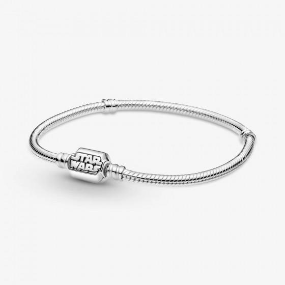 Pandora Star Wars 599254C00 Schlangen-Gliederarmband Damen Silber