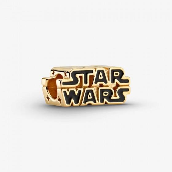 Pandora Star Wars Shine 769247C01 Charm Damen 3D-Logo Vergoldet