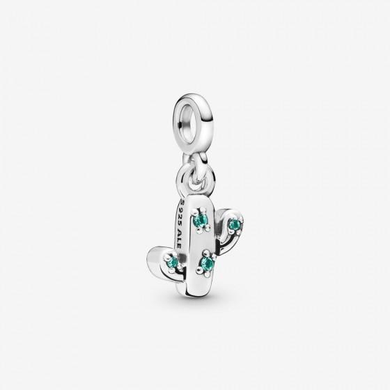 Pandora Me 798372NRG Charm-Anhänger Hübscher Kaktus Silber