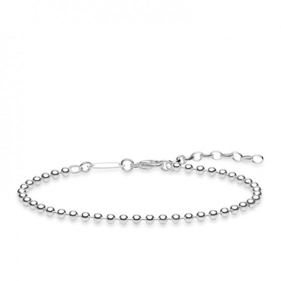 Thomas Sabo A1696-001-12 Armband Damen Sterling-Silber 19 cm