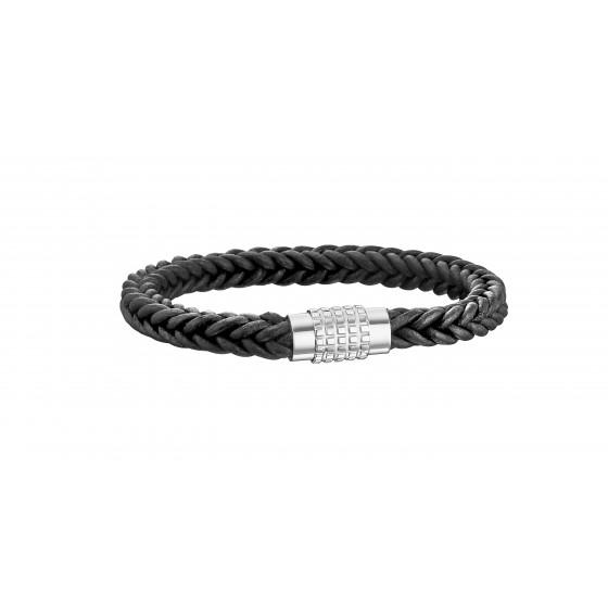 Police PJ25891BLB.01-L Armband Herren Cane Leder