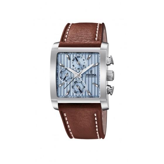 F204241 Uhr Festina Quarz Herren Chronograph Timeless g7If6yvYb