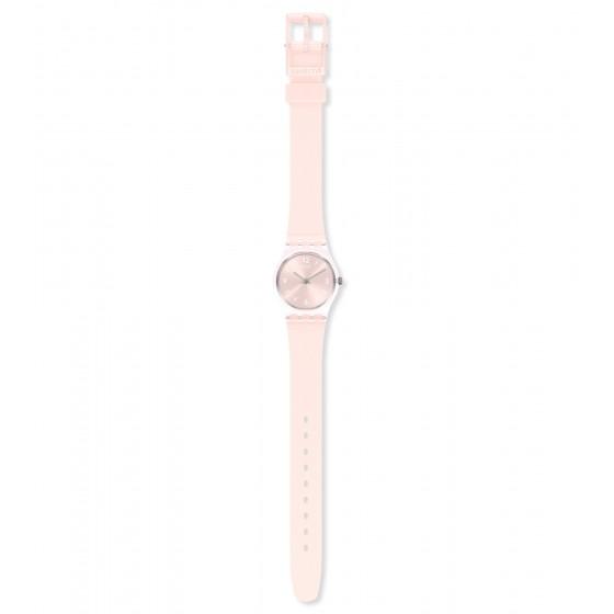 Swatch LP159 Armband-Uhr Fairy Candy Analog Quarz Silikon-Armband