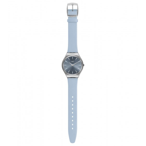 Swatch SYXS118 Armbanduhr Skindream Quarz Leder Armband Ø 38,00 mm