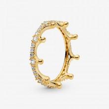 Pandora Shine 168654C01 Ring Damen Klare Funkelnde Krone