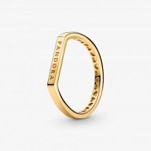 Pandora Shine 169048C00 Ring Damen Stacking mit Logo