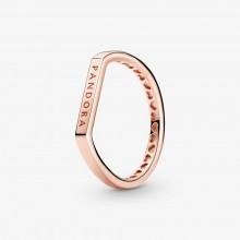 Pandora Rose 189048C00 Ring Damen Stacking Wundervoller Logo