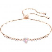 Swarovski 5446299 Armband Damen One Weiss Rosa Rosé Vergoldung