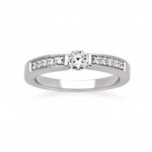 Viventy 769671 Damen-Ring mit Zirkonia Sterling-Silber