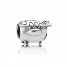 Pandora 790561 Charm Flugzeug Silber