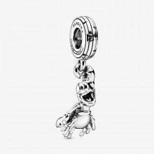Pandora Disney 798229 Charm-Anhänger The Little Mermaid Sebastian Silber