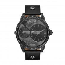 Diesel DZ7328 Damen-Uhr Mini Daddy Mehrwerke Chronograph Quarz Ø 46 mm