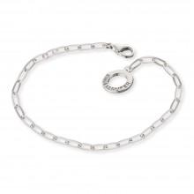 Engelsrufer ERB-195-BRILLO Charm-Armband Damen Brillo Silber