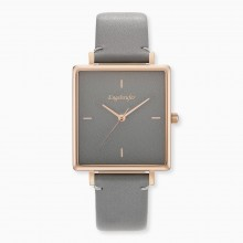 Engelsrufer ERWA-COLOUR-LGY2 Damen-Uhr Colour Analog Quarz Rosé Grau