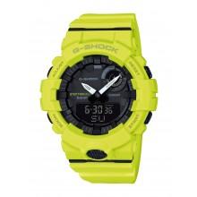 Casio GBA-800-9AER Herren-Uhr G-Shock G-Squad Bluetooth Resin-Armband