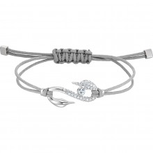 Swarovski 5511778 Armband Power Collection Weiss Rhodiniert
