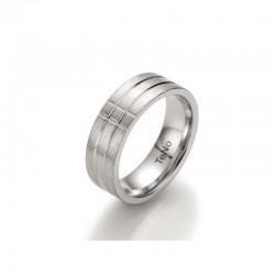 TeNo Ring YuNis 069.3300.D54 Gr. 60