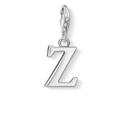 Thomas Sabo 0200-001-12 Charm-Anhänger Buchstabe Z Sterling-Silber