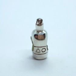Lovelinks 1180226 Charm Bead Bottle Sterling-Silver