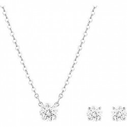 Swarovski Attract Round Set