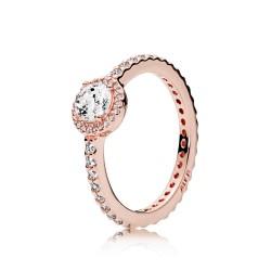 Pandora Rose 180946CZ Ring Damen Klassische Eleganz Gr. 58