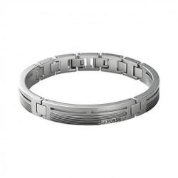 Fossil Herren Armband Edelstahl