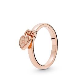 Pandora Rose 186571 Ring Damen Love Lock