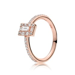 Pandora Rose 187541CZ Ring Damen Luminous Ice
