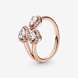 Pandora Rose 188494C01 Ring Damen Geometric Shapes