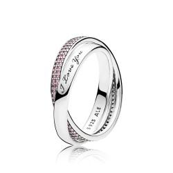 Pandora 196546PCZ Ring Süßes Versprechen