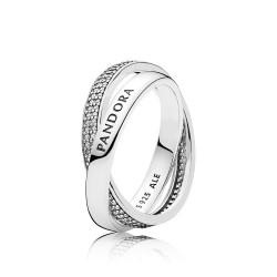 Pandora 196547CZ Ring Pandora Versprechen