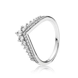 Pandora 197736CZ Ring Damen Princess Wish Sterling-Silber
