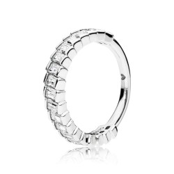 Pandora 197744CZ Ring Damen Glacial Beauty Sterling-Silber