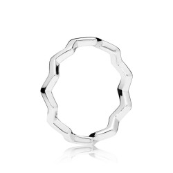 Pandora 197752 Ring Damen Timeless ZigZag Sterling-Silber
