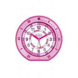 Scout 280001001 Mädchen-Wecker Minute Lernzifferblatt  Pink