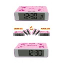 Scout 280001025 Wecker Kinder Pink The Digi Clock