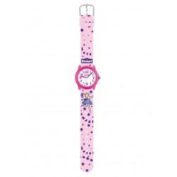 Scout 280305033 Mädchen-Uhr Lernuhr Dance Pink