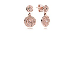 Pandora Rose 280688CZ Ohrringe Earrings Strahlende Eleganz