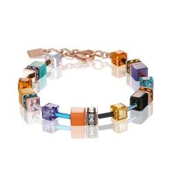 Coeur De Lion 2838/30-1575 Armband GeoCUBE® Swarovski® Couture 2 Rosé
