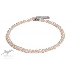 Di Perle 35514257 Halskette Strang Damen Süßwasserzucht-Perlen 45 cm