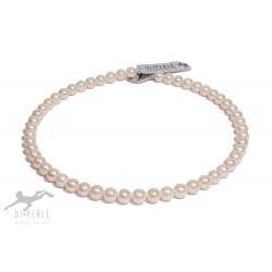 Di Perle 36214457 Halskette Strang Damen Süßwasserzucht-Perlen 45 cm