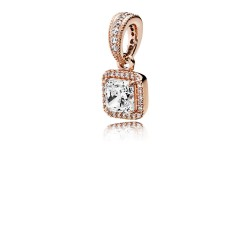 Pandora Rose 380378CZ Ketten-Anhänger Zeitlose Eleganz