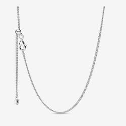 Pandora 398283 Kette Damen Curb Chain Sterling-Silber 60 cm
