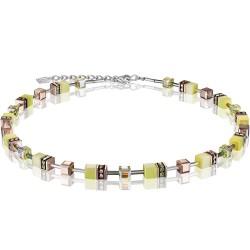 Coeur de Lion 4016/10-0120 GeoCUBE® Swarovski® Kristalle synthetisches Tigerauge