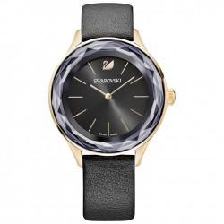 Swarovski 5295358 Damen-Armbanduhr Octea Nova Schwarz